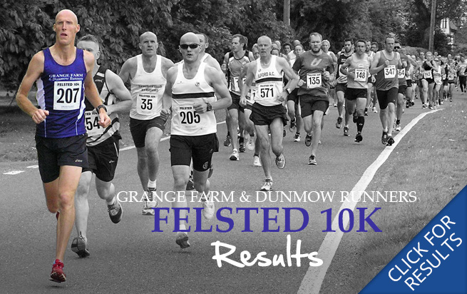 Felsted 10k 2017 Results