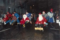 Club taking part in Dunmow Christmas Shopping 1993