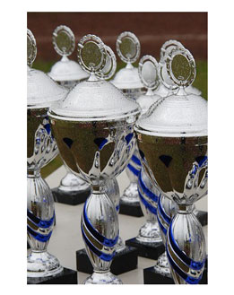 Grange Farm and Dunmow Runners Performance Trophy
